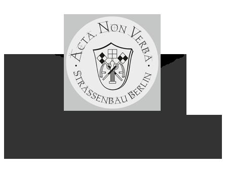 Logo Acta Non Verba - Strassenbau Berlin